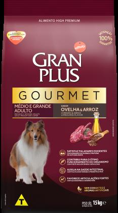 Cães Médio e Grande Porte Adultos - Goumert