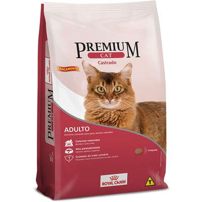 Premium Cat Castrados