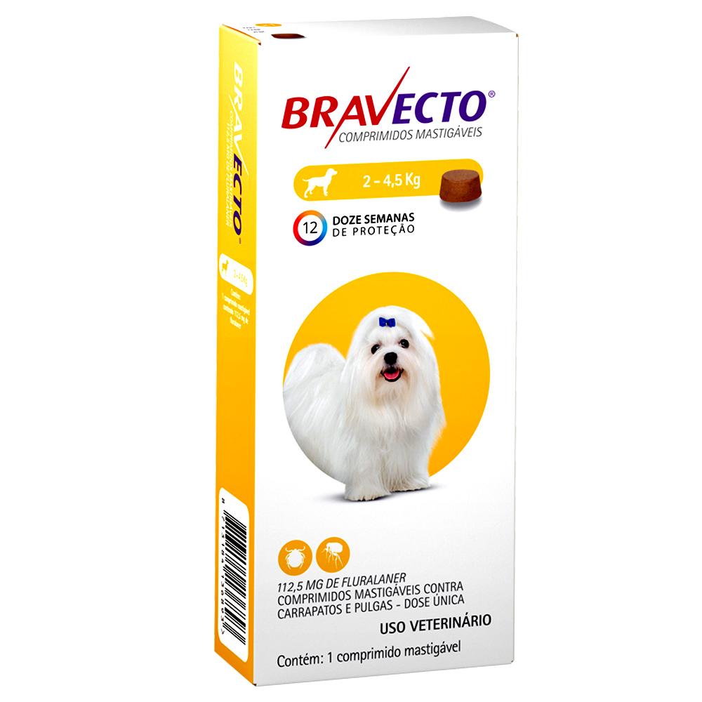 Bravecto  - Antipulgas e Carrapatos