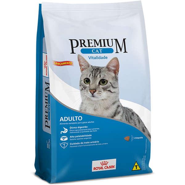 Premium Cat Vitalidade  Adultos
